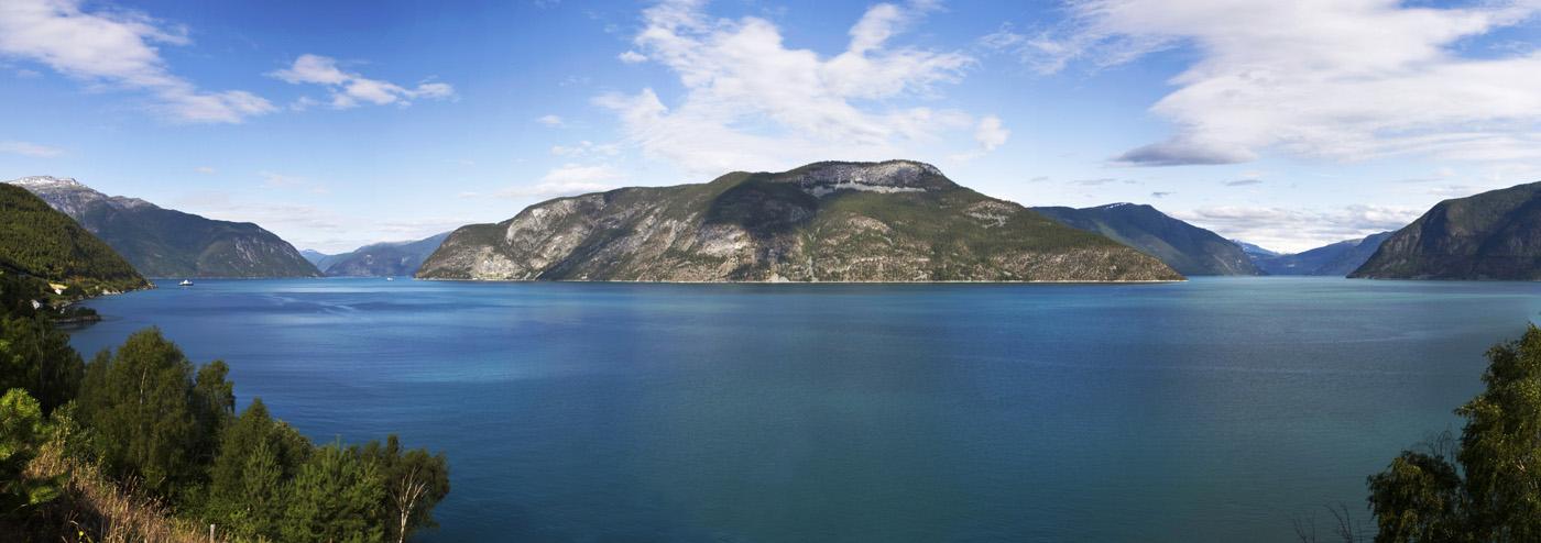 Noorwegen Sognefjord