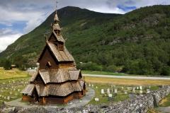 Noorwegen - Staafkerk