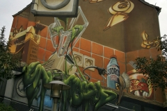 STRAATBEELD - GRAFFITI